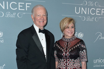 James Baker III Arrivals at the UNICEF Ball