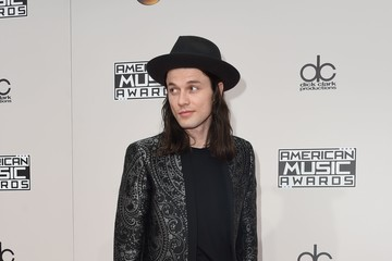 James Bay 2016 American Music Awards - Arrivals