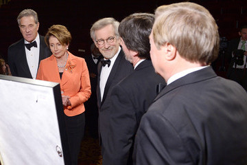 James Blanchard Steven Spielberg Honored in Washington, DC