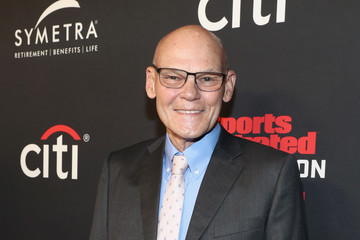 James Carville Sports Illustrated 2018 Sportsperson Of The Year Awards Show - Arrivals