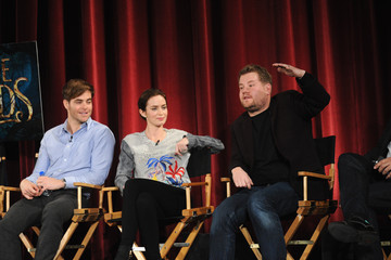 """James Corden Cast And Filmmakers Q&A At Screening Of """"Into To Woods"""""""