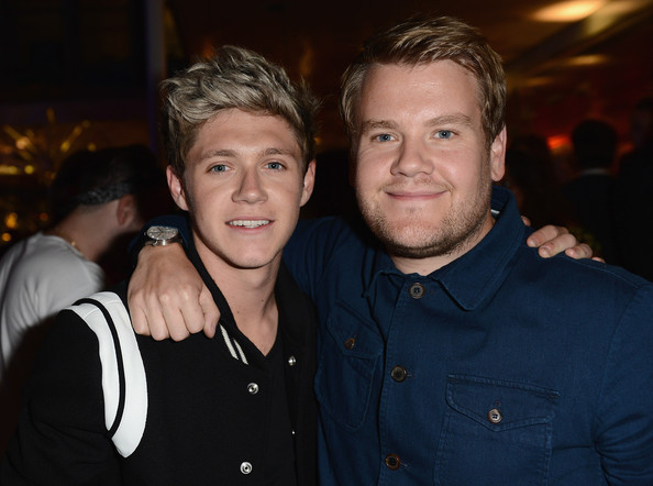 James Corden Photos Photos One Direction This Is Us Afterparty