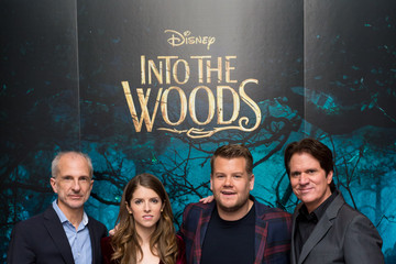 James Corden 'Into the Woods' Photo Call in London