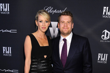 James Corden FIJI Water At The Weinstein Company's Academy Awards Nominees Dinner In Partnership With Chopard, DeLeon Tequila, FIJI Water And MAC Cosmetics