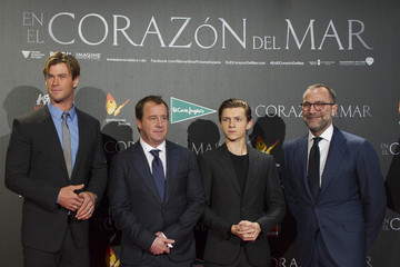 James Costos 'En El Corazon del Mar' Premiere