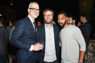 James Davis Comedy Central's Emmys Party 2018