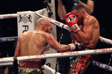 James Degale Boxing at Copper Box Arena