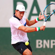 James Duckworth 2021 French Open - Day Five