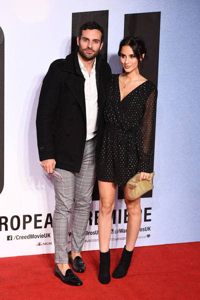 'Creed II' European Premiere - Red Carpet Arrivals