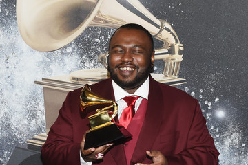 James Fauntleroy 60th Annual GRAMMY Awards - Premiere Ceremony