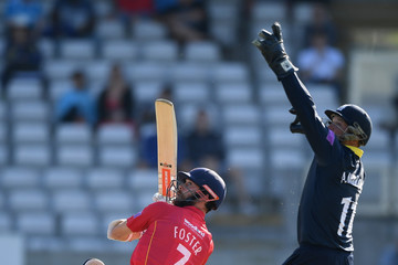James Foster Warwickshire v Essex - Royal London One-Day Cup