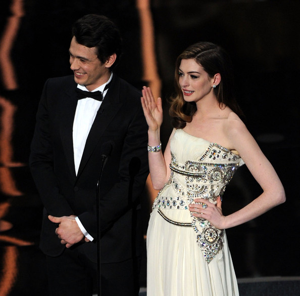 Anne Hathaway Brothers: 83rd Annual Academy Awards