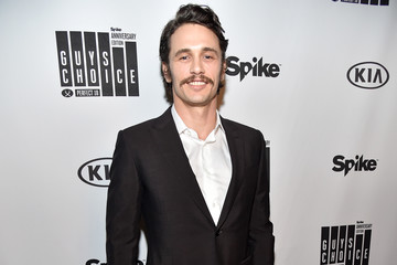 James Franco Spike TV's 'Guys Choice 2016' - Backstage And Audience