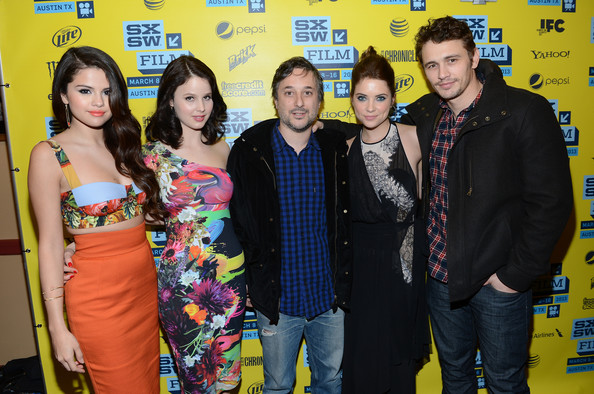 'Spring Breakers' Cast Pose at SXSW