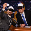 James Franco Takes Selfies with Jimmy Fallon