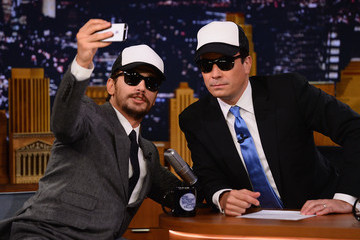 James Franco and Jimmy Fallon Are Selfie Twins