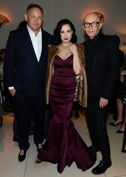 Pre-Fall Collection Celebration for John Demsey and Zac Posen