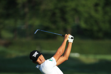 James Hahn The Northern Trust - Round Two