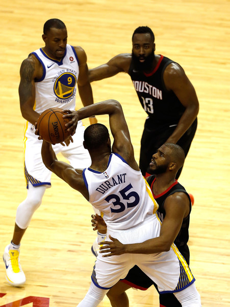 d82a416760dc James Harden and Andre Iguodala Photos»Photostream · Pictures · Golden  State Warriors v Houston Rockets - Game One