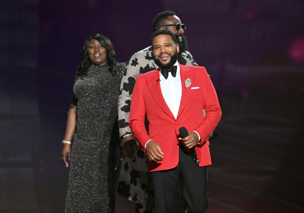 f25a896a4b0 James Harden and Monja Willis Photos»Photostream · Pictures · 2018 NBA  Awards - Inside