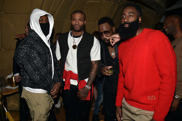 James Harden GQ March 2020 Cover Party