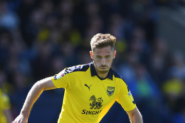James Henry Oxford United vs. Coventry City - Sky Bet League One