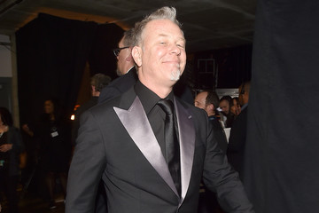 James Hetfield The 59th GRAMMY Awards -  Backstage