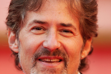 James Horner Titanic 3D - World Premiere - Inside Arrivals
