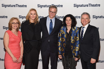 James Houghton Erika Mallin 2015 Signature Theatre Gala