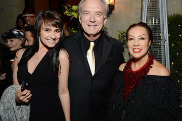James Keach Sue Wong Fall 2013 Great Gatsby Collection Unveiling And Birthday Celebration