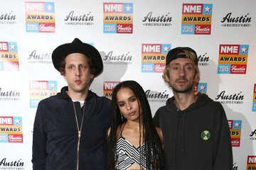 James Levy NME Awards - Winners Room