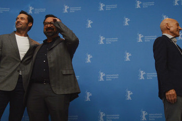 James Mangold 'Logan' Photo Call - 67th Berlinale International Film Festival