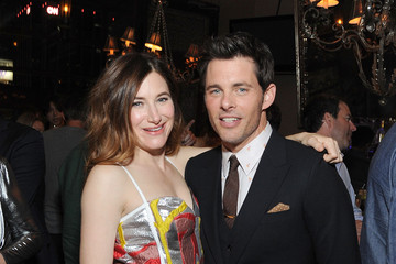 James Marsden Kathryn Hahn Premiere Of IFC Films' 'The D Train' - After Party