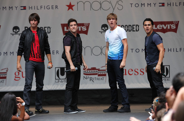 big time rush nickelodeon