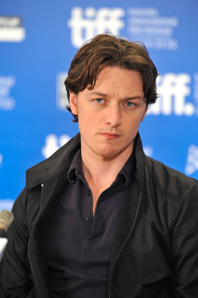 "James McAvoy Actor James McAvoy speaks at ""The Conspirator"" press conference during the 2010 Toronto International Film Festival at the Hyatt Regency on September 11, 2010 in Toronto, Canada."