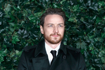 James McAvoy The London Evening Standard Theatre Awards - Red Carpet Arrivals