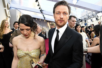 James McAvoy 91st Annual Academy Awards - Red Carpet