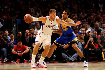 James Michael McAdoo Golden State Warriors v Los Angeles Clippers