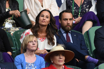 James Middleton Day One: The Championships - Wimbledon 2016