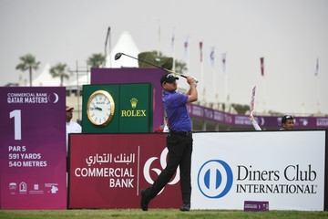 James Morrison Commercial Bank Qatar Masters - Day Three