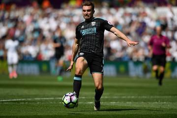 James Morrison Swansea City v West Bromwich Albion - Premier League