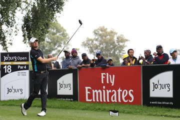 James Morrison Joburg Open - Day Four
