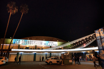 James Murphy LCD Soundsystem Performs at Hollywood Palladium