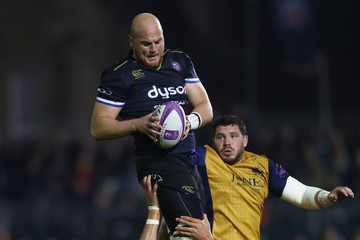 James Phillips Bath Rugby v Bristol Rugby - European Rugby Challenge Cup