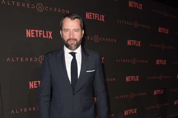 James Purefoy Premiere of Netflix's 'Altered Carbon' - Red Carpet