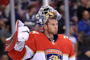 James Reimer New York Rangers v Florida Panthers
