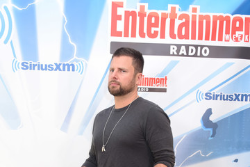 James Roday SiriusXM's Entertainment Weekly Radio Channel Broadcasts From Comic Con 2017 - Day 2