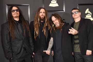 James Shaffer The 59th GRAMMY Awards - Arrivals