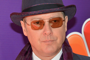 James Spader Red Carpet at the NBC Upfront Event in NYC