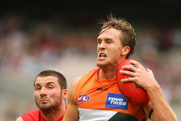 James Stewart AFL Rd 1 - Melbourne v GWS